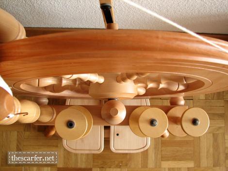 Ashford Traveller Spinning Wheel For Sale