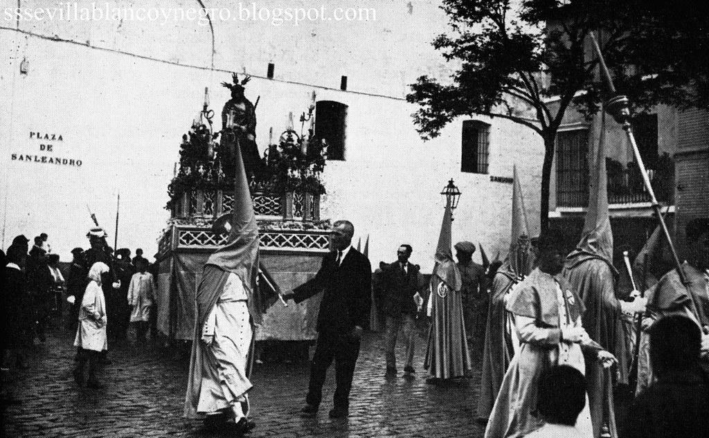Nuestro Padre Jesús de la Salud y Buen Viaje 1929