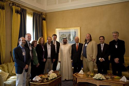 Sheikh of Dubai