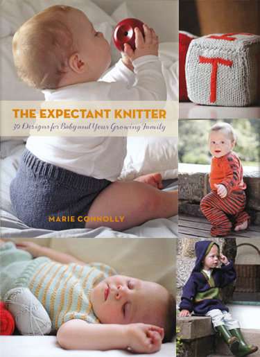 Highlights from The Expectant Knitter by Marie Connolly