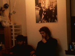 (on the lam) Tags: college boston sam daniel radiohead berklee shittycellphonepicture