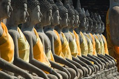 Yai Chai Buddhas