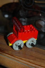Little lego car