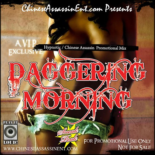 Chinese Assassin Daggering Morning mix cd