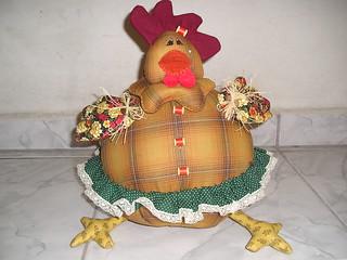 galinha gorda ...