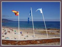 Playa de Llas FOZ-LUGO-ESPAÑA (celicom) Tags: galicia verano foz playas cantabrico llas amariña banderaazul