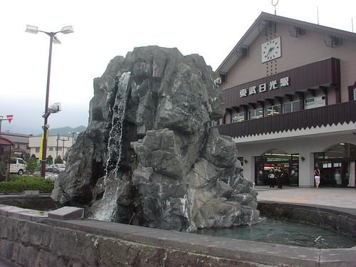 東武日光駅/Tobu-nikko station