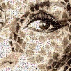 lunebleu (Gilberto Viciedo) Tags: flowers cats mosaic digitalart photomosaic mosaico gilberto mosaicos fotomosaico fotomosaicos viciedo gilbertoviciedo