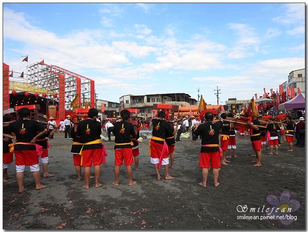 [節慶]宜蘭二結王公祭-跳過火