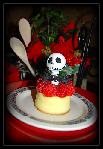 Nightmare before Christmas cupcake