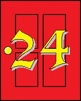 click here to see what's behind door number 24