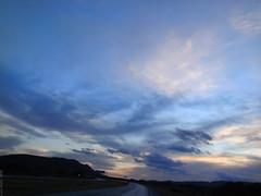 Atardecer Carretera 57 - SLP México 2008 8152 (Lucy Nieto) Tags: road sunset méxico way mexico atardecer camino carretera sanluispotosí sanluispotos