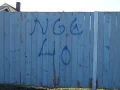 NGC (northwestgangs) Tags: graffiti tacoma lakewood eastside folks hilltop gangs bloods crips surenos