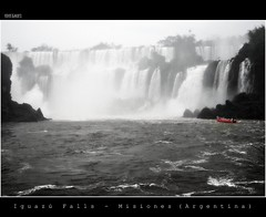 all vamos! / let's go for it! (Eber&Mars) Tags: waterfalls cataratasdeliguaz 5photosaday misionesargentina litoralargentino