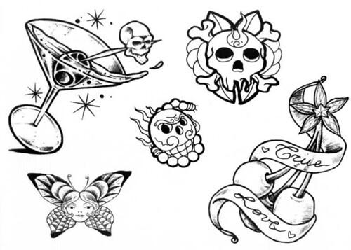 disegni tattoo. IT , DISEGNI PER TATUAGGI by