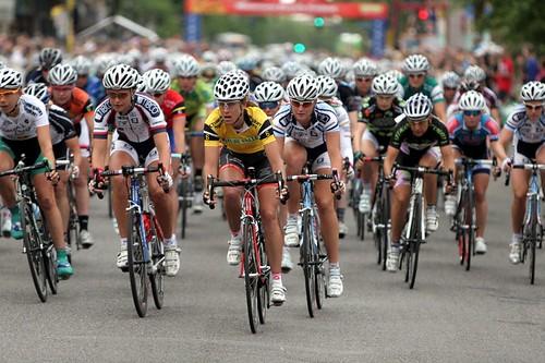 Women's Race Start