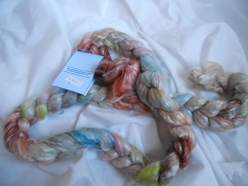 Creatively Dyed Yarns Bamboo Wool