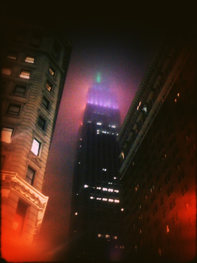 5870019526 39c4bdf6c5 o the rainbow glows from the empire state