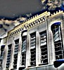 art deco building (~ paddypix ~) Tags: blue liverpool photoshop buildings moodyblues ukandireland urbanside ~wevegotthepower~