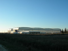 Airbus Visit - A380 Manufacturing site