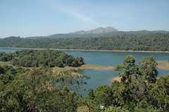 Lower Sholayar Dam Catchment Area - Normal capture (-Shyam-) Tags: kfm3