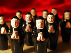 Get thee to a nunnery (kevin dooley) Tags: favorite game macro beautiful closeup wow fun interesting fantastic funny flickr pretty pin dof very bokeh good gorgeous awesome humor award superior super nun nuns best most bowling utata winner stunning excellent much incredible breathtaking exciting nunnery phenomenal aplusphoto