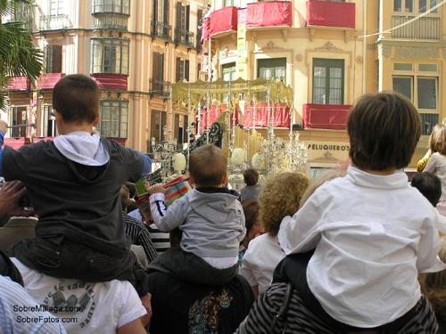 Niños en la Pollinica