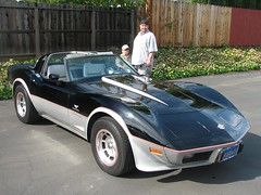 1978 Chevrolet Corvette Indy Pace Car (V8 Power) Tags: classic chevrolet car muscle indy pace 1978 corvette v8