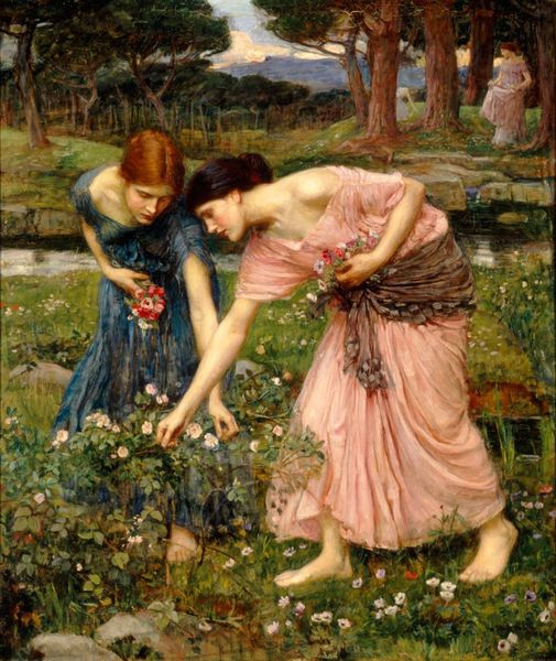 GatherYe Rosebuds