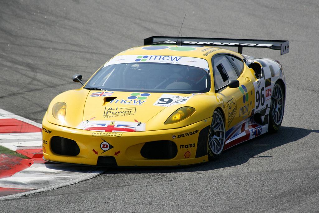 Ferrari FT 430 GT