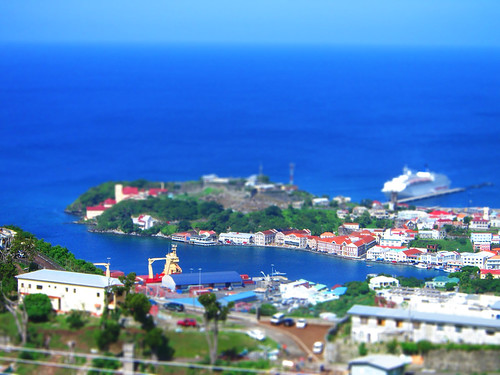 Grenada Tilt-Shift