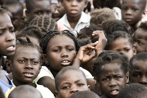Let The Children Come by Timhaiti.