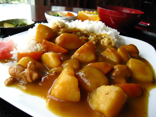 Curry Rice Set Meal