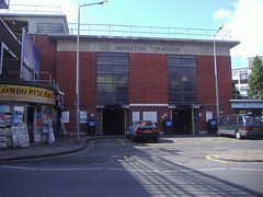 Picture of Alperton Station