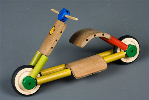 Scooters bamboo handicraft, Bamboo handicraft, handicraft design ideas, handicraft design