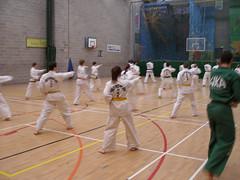 Master Maidana Seminar - UCD Sports Centre (March 2008) (irlLordy) Tags: ireland dublin club march taekwondo seminar 2008 tkd ucd sportscentre mastermaidana