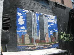 WTC Tribute by ShellyS, on Flickr