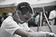 Swirling Dervish (nosha) Tags: fair cottoncandy streetfair dervish whirling nosha penningtonday penningtonday2008 noshalikes
