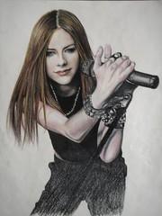 Avril Lavigne by enshyan