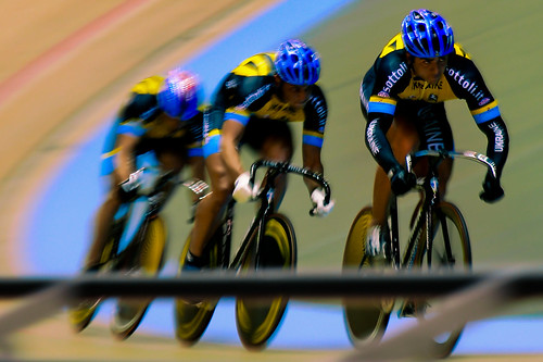 Ukraine Team Sprint qualifying