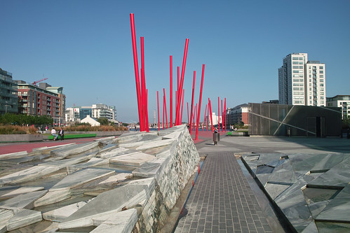 Grand Canal Square - Dublin Docklands