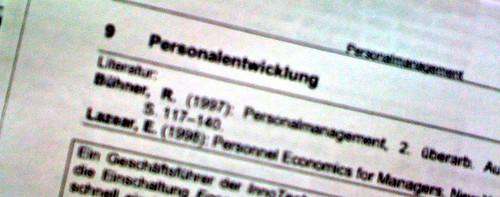 personalmanagement, orga, medienmarketing, mediaplanung, mediaforschung und arbeitsrecht.