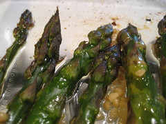 Asparagus and Garlic