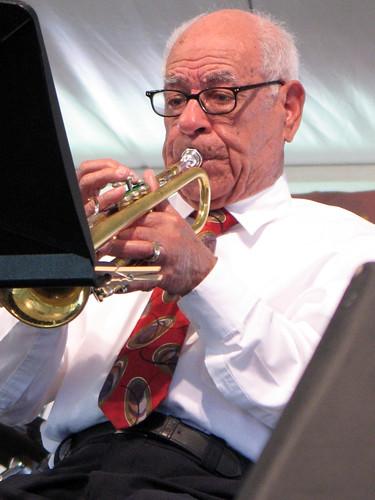 Lionel Ferbos, age 96
