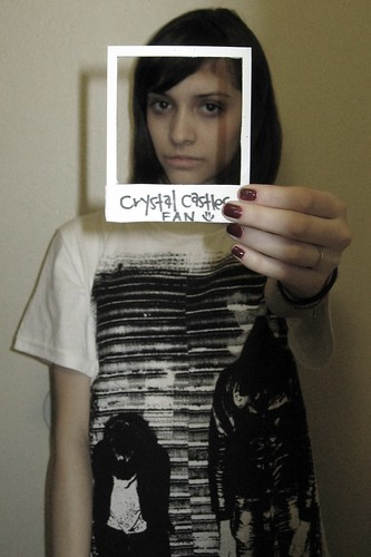 #2 Polaroid Fan -Crystal Castles Contest at Roxy