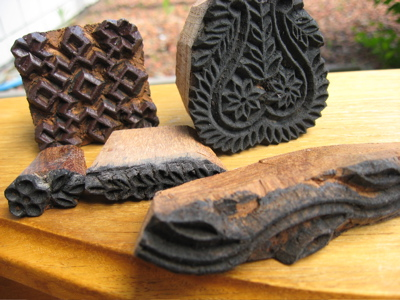 pakistani wood blocks