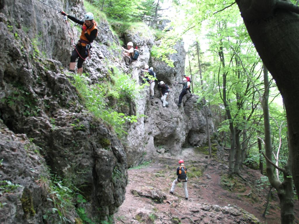 Photo of  Höhenglücksteig