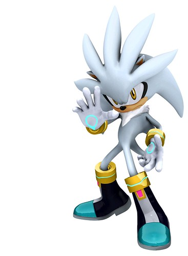 Silver - Sonic the Hedgehog