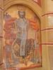 Byzantine fresco of a king (steven_and_haley_bach) Tags: fresco byzantine mystras sixthday mistras greecevacation byzantineruins