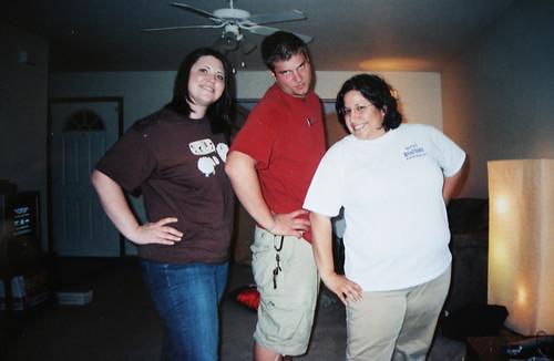 Anna, Tony & B